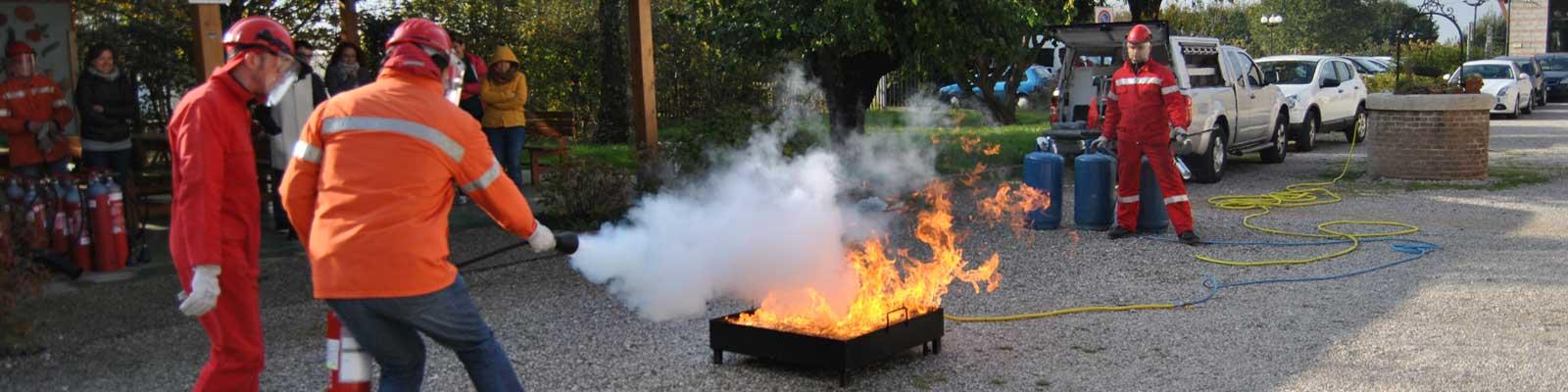 Formazione qualificata incaricati antincendio